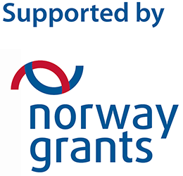 Supported by norway grants